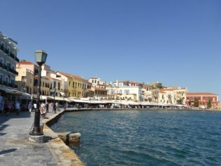 Social Group Holidays - Chania, Crete