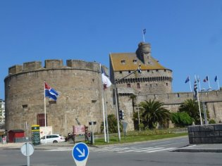 Social Group Holidays - St Malo