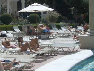 Social Group Holidays Las Vegas - with actress Sarah Michelle Geller