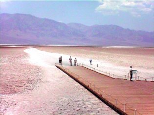 Social Group Holidays - Death Valley National Park