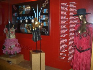 Social Group Holidays Las Vegas - Hard Rock Hotel - Madonna