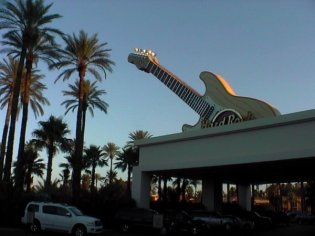Social Group Holidays Las Vegas - Hard Rock Hotel