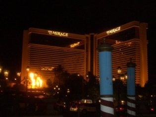 Social Group Holidays Las Vegas - Mirage Hotel