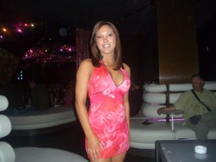 Social Group Holidays Las Vegas - Mirage Hotel Yellow Sumarine Bar Waitress