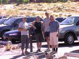 Social Group Holidays Las Vegas - Snow Canyon